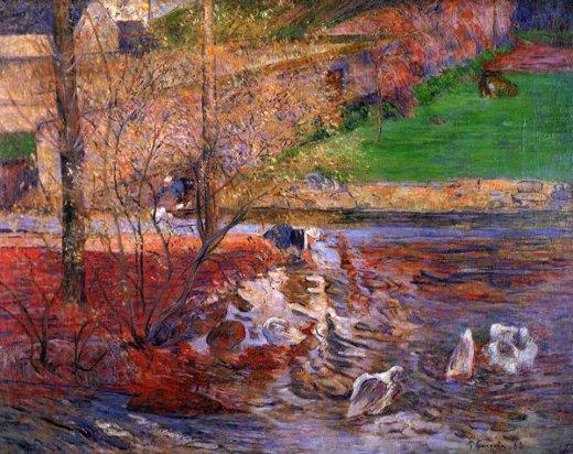 Artist : Paul Gauguin