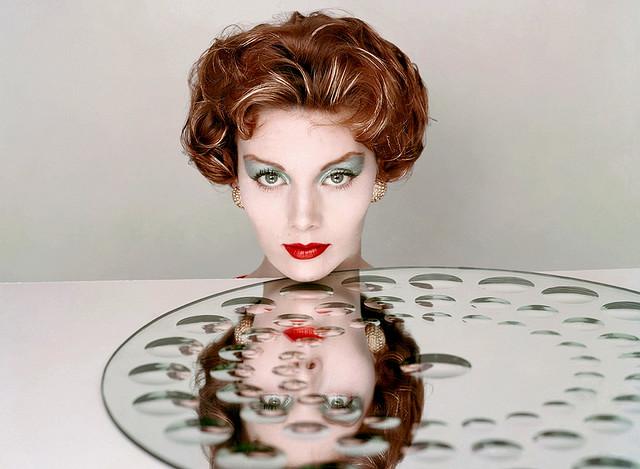Визажист Маргарита Хаит.  Fashion - Vintage Vogue: 1940s-50s. красотааа.