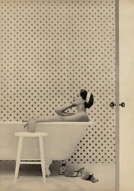bath charm 1955