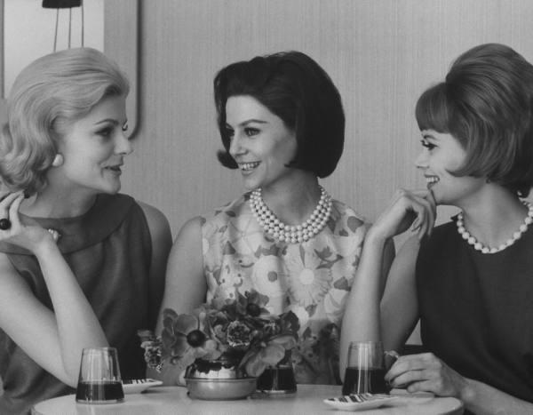 group women 1960s