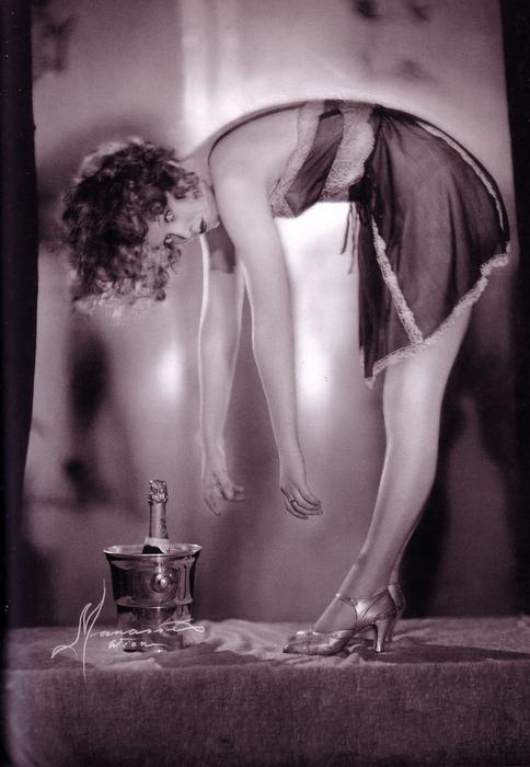 New Year Anita Knauer c.1932