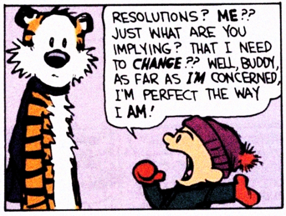 New Year calvin-hobbes-new-years-resolutions