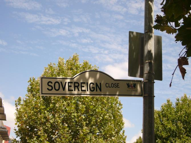 Or maybe Sovereign Street is more my style