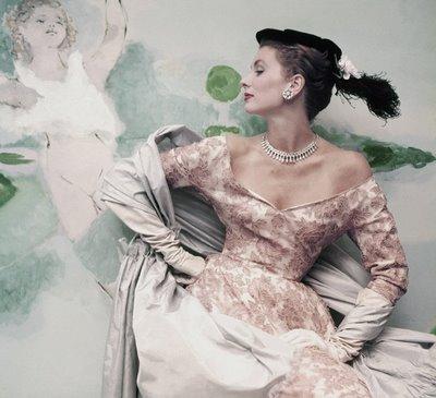 1950s, Fashion, Photography, Suzy Parker, Vintage, Vogue