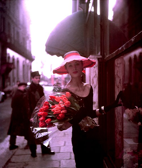 flowers Suzy, Paris 1953 2