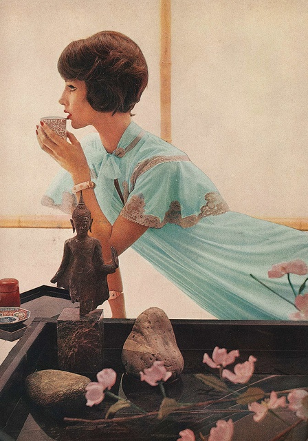 sleep and tea 1959