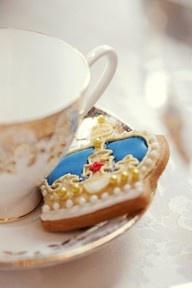 Birthday tea time