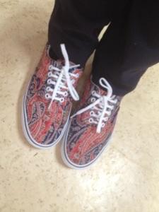 shoes vanns