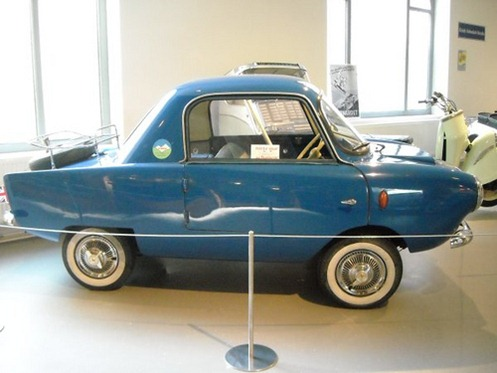 car Meadows Frisky 1958 to 1961