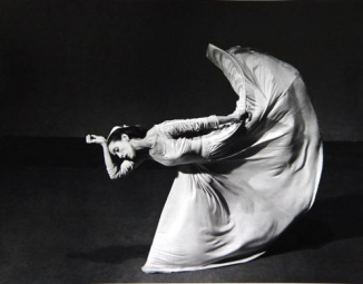 woe is me Dancer Martha Graham