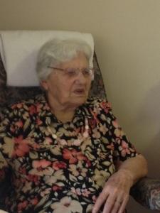 Grandma 2 Jan 2014