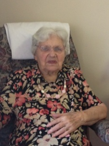 Grandma Jan 2014
