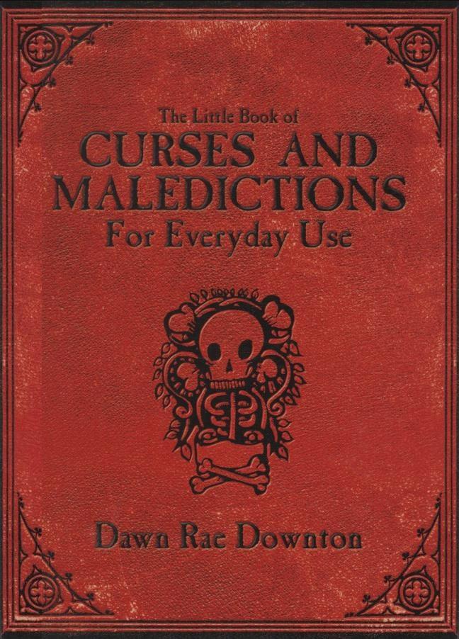 book curse