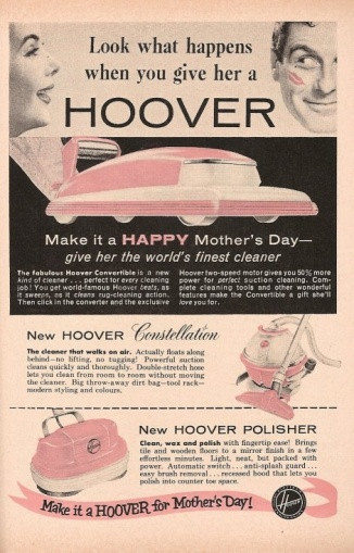 mother's day advert