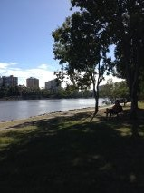 Brisbane river 2
