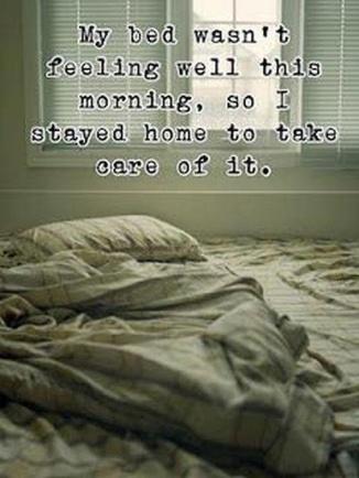 sick bed