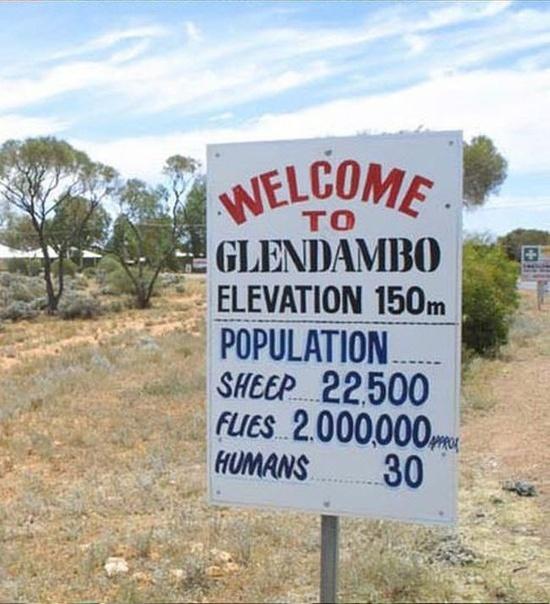 Australia Glendambo, Australia