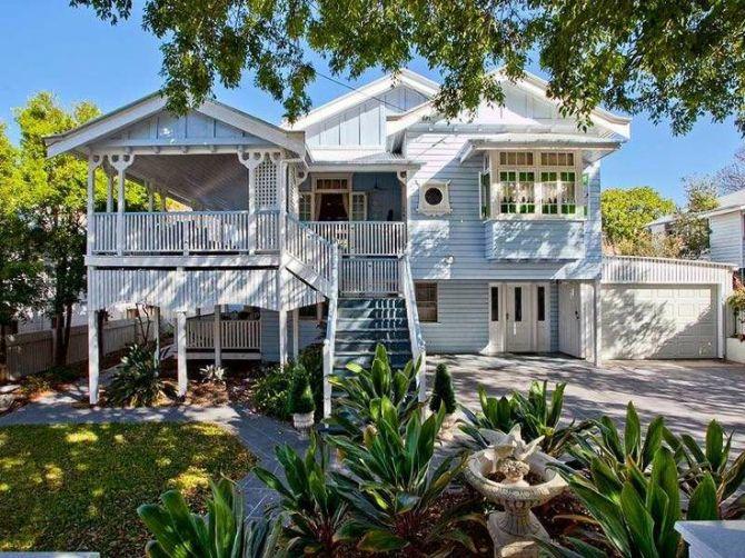 Architecture : Queenslander style