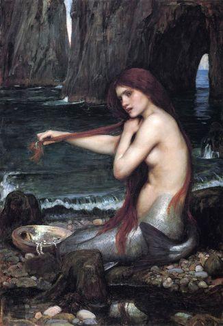 hair mermaid