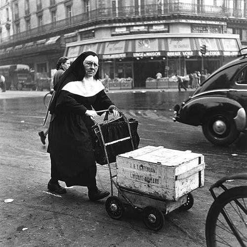 Paris 1950 Ed Van Der Elsken