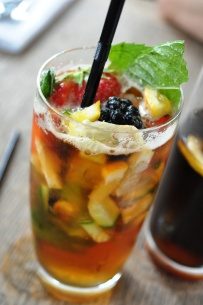 Pimms, dahling