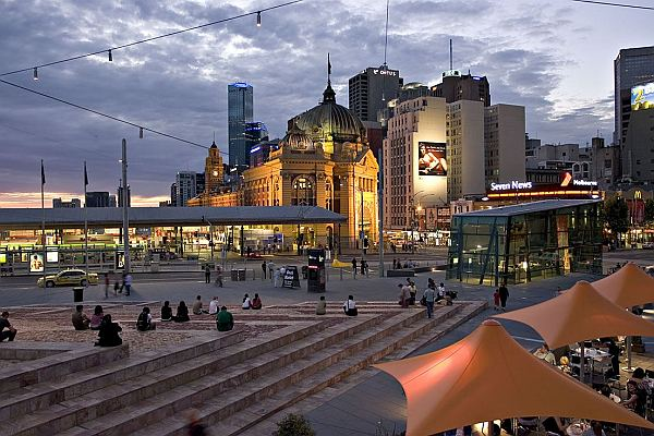 melbourne Federation-Square-Melbourne