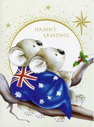 Christmas Aust 1