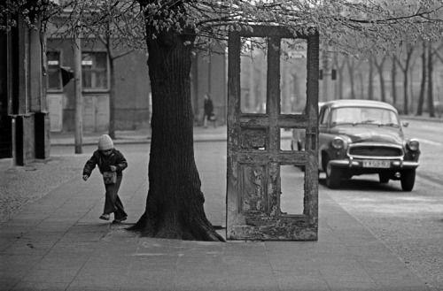 Bernd Heyden -- from Berlin-Ecke Prenzlauer 1966-1980