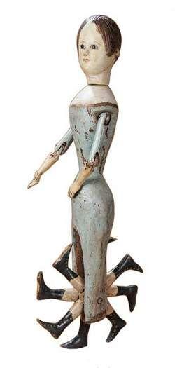 doll leg