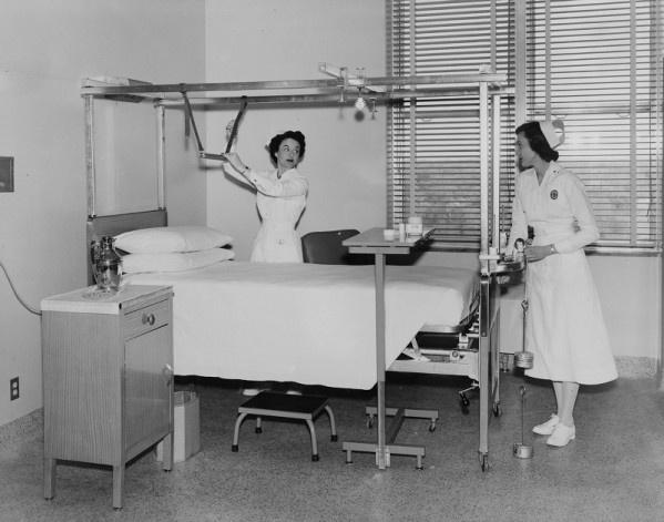 nurse bed