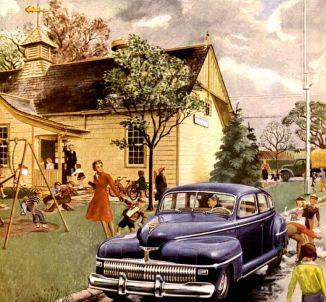 Roger Wilkerson, The Suburban Legend