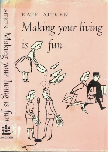 making your living
