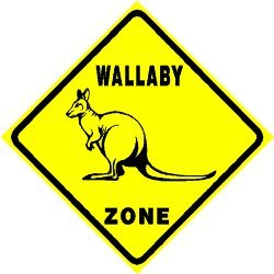 wallaby zone