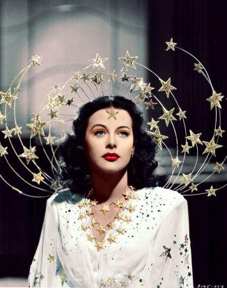 Hedy Lamarr in Adrian -