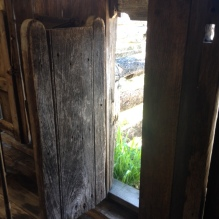 exit door for sheep
