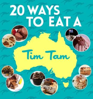 Tim Tams - heaven on earth chocolate biscuits